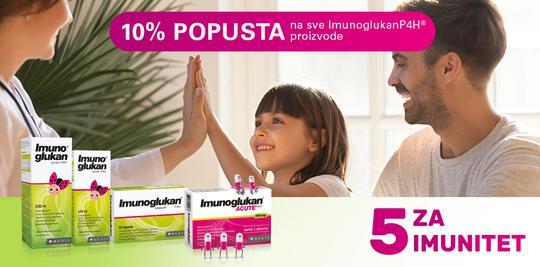 Imunoglukan 10%
