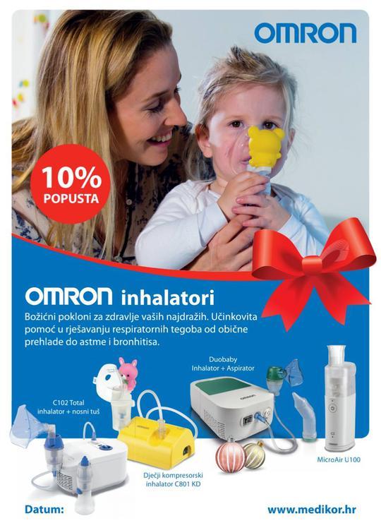 OMRON INHALATORI 10%