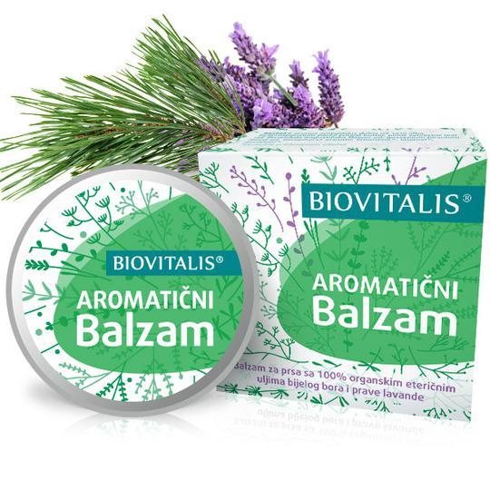 Biovitalis aromatični balzam 15%