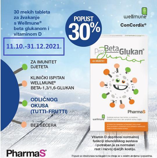 ProBetaGlukan Junior 30%