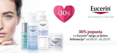 EUCERIN LJETNA HIDRATACIJA 30%
