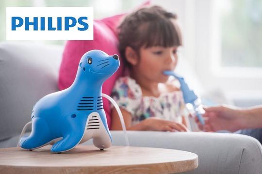 Philips inhalatori 10%