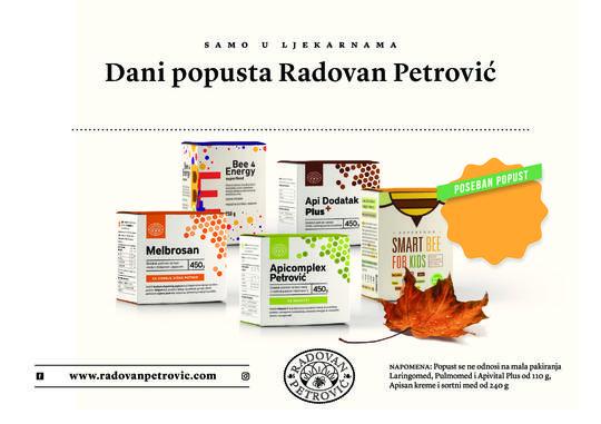 Radovan Petrović odabrani proizvodi 10%