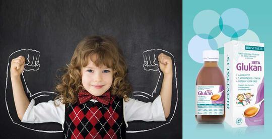 Biovitalis Beta glukan sirup 15%