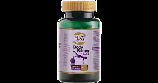 HUG Body burner pro kapsule 20%