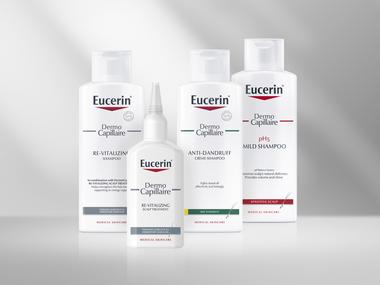 Eucerin Dermocapillare šamponi 30%