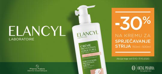 Elancyl krema protiv strija 30%