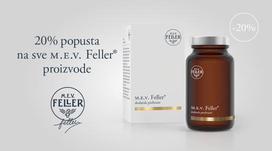 M.E.V. Feller 20%