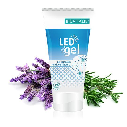 Biovitalis Led gel 150 ml  10%