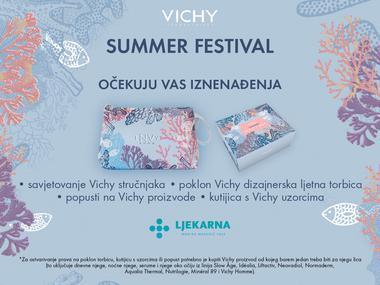 Vichy Summer akcija