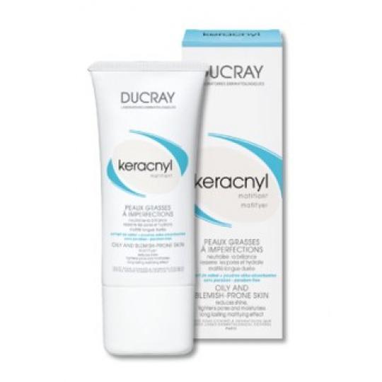 Ducray Keracnyl matirajuća krema 30 ml