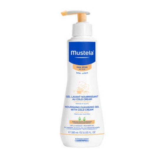Mustela hranjivi gel za pranje s cold kremom 300 ml