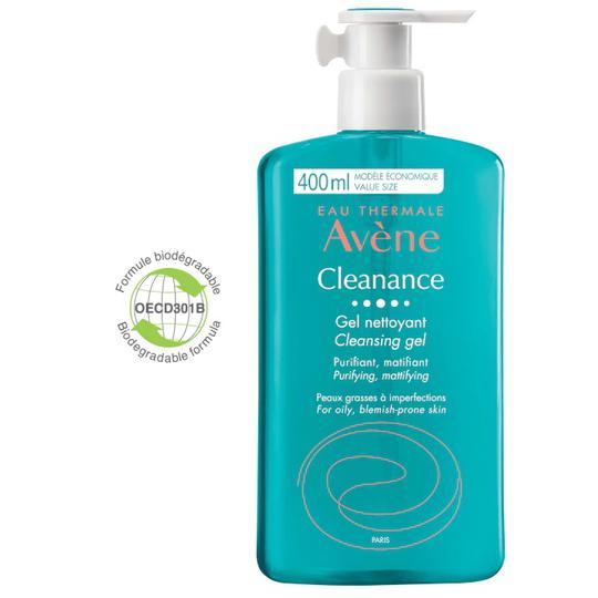 Avene Cleanance gel za čišćenje lica i tijela 400 ml