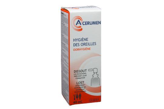 A-Cerumen sprej za uho 40 ml