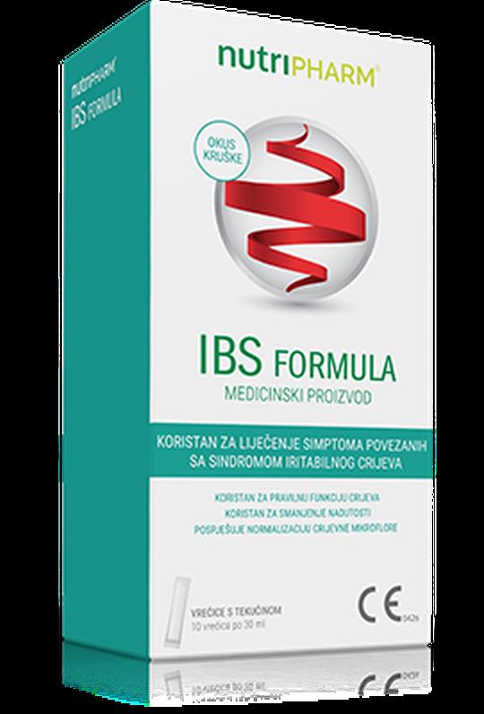 Nutripharm IBS formula 10 vrećica
