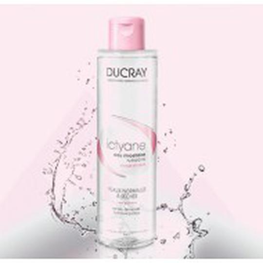 Ducray Ictyane micelarna voda 400 ml