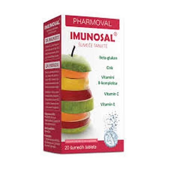 Imunosal šumeće tablete 20 kom