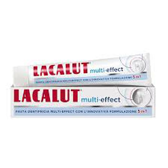 Lacalut Multi effect zubna pasta 75 ml