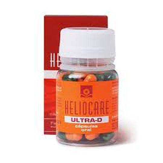 Heliocare oral ultra D 30 kapsula