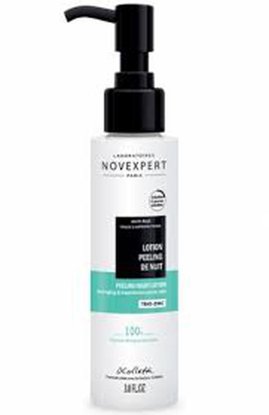 NovExpert Trio zinc peeling night lotion 115 ml