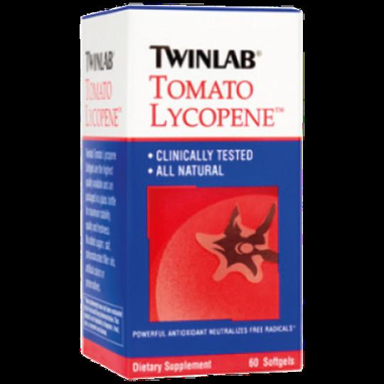 Twin lab tomato likopen 10 mg  60 kapsula