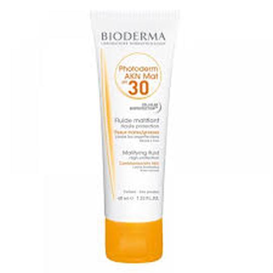 Bioderma Photoderm AKN MAT fluid SPF50  40 ml