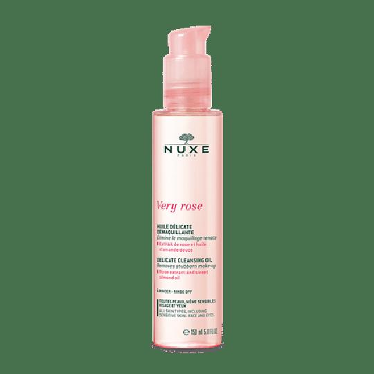 Nuxe very rose ulje za čišćenje šminke 150 ml