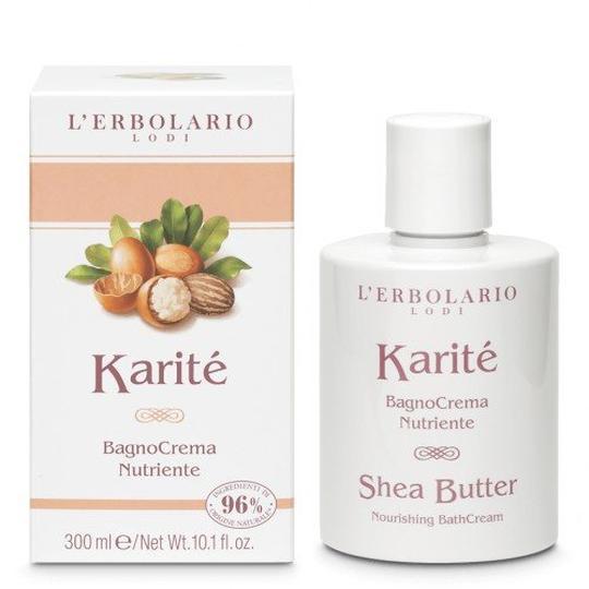 Lerbolario Karite kupelj 300 ml