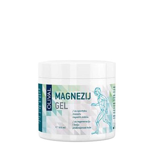 Olival magnezij gel 250 ml