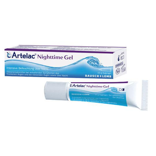 Artelac nighttime gel za oči 10 ml