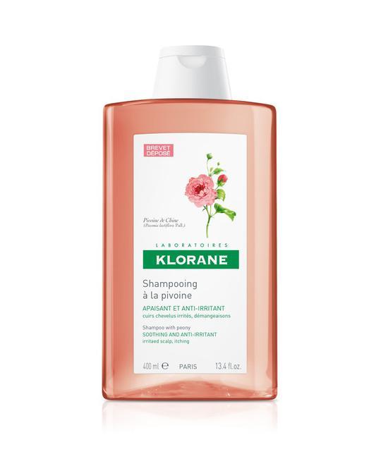Klorane božur šampon 400 ml