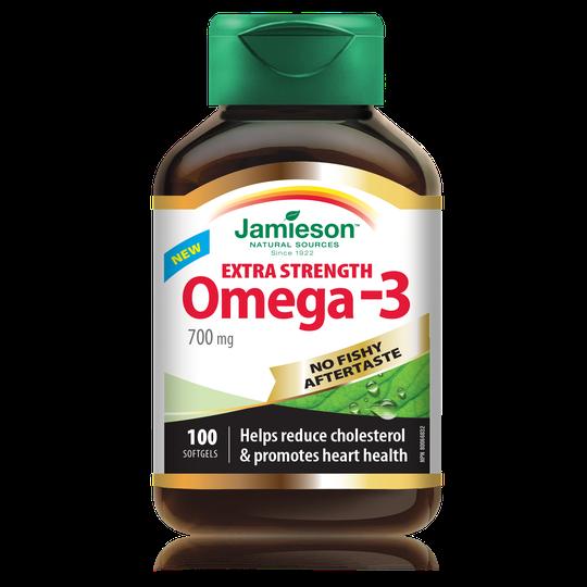 Jamieson omega 3 ekstra snaga 100 kapsula