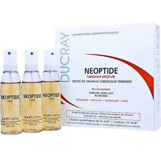 Ducray Neoptide women losion 3 x 30 ml