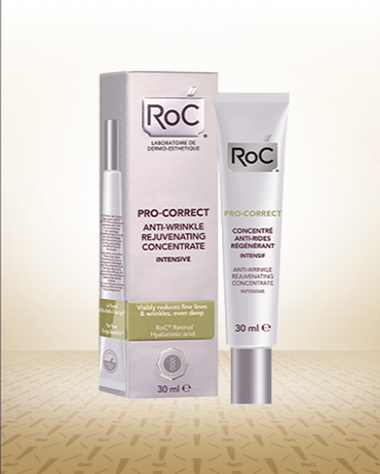 Roc Pro Correct intensive koncentrat  30ml