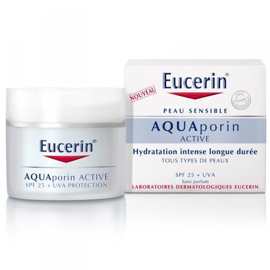 Eucerin Aquaporin active krema SPF25   50 ml