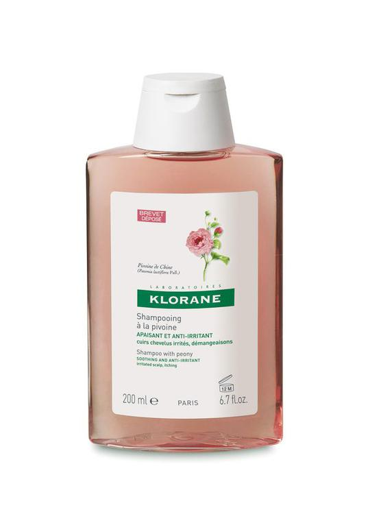 Klorane božur šampon 200 ml