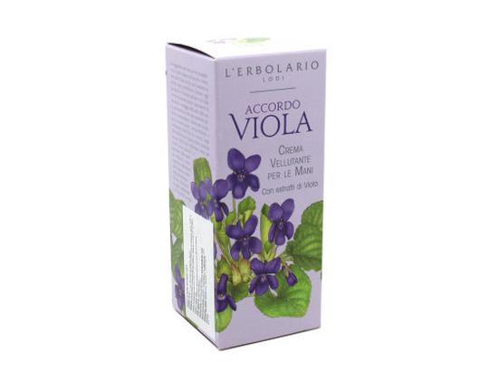 Lerbolario viola (ljubičica) krema za ruke 75 ml