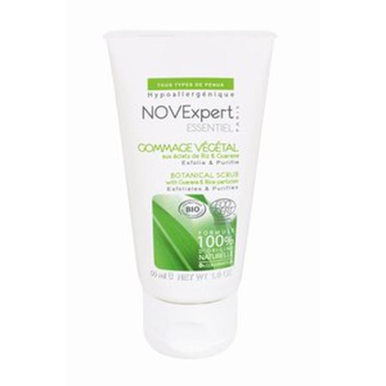 NovExpert Biljni peeling za lice 50 ml