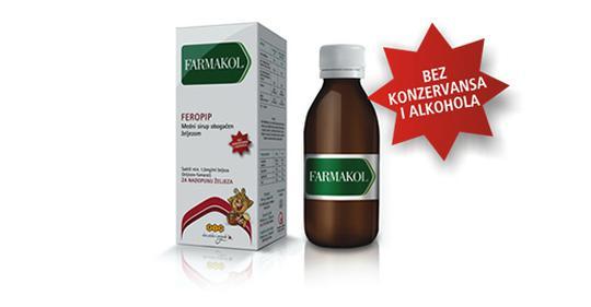Farmakol Feropip sirup 150ml