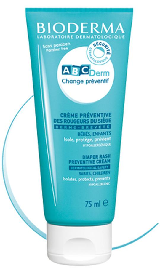 ABCDERM krema Change Preventif 75ml