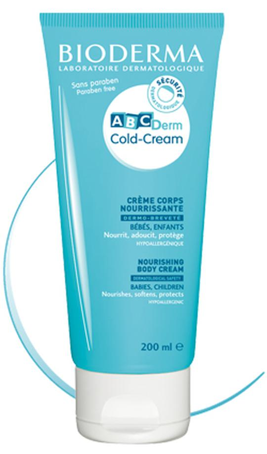 ABCDERM Cold krema za suhu kožu tijela 200 ml