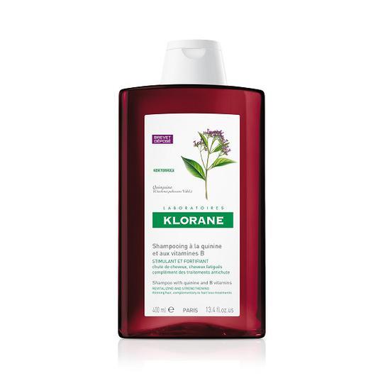 Klorane kinin šampon 400 ml