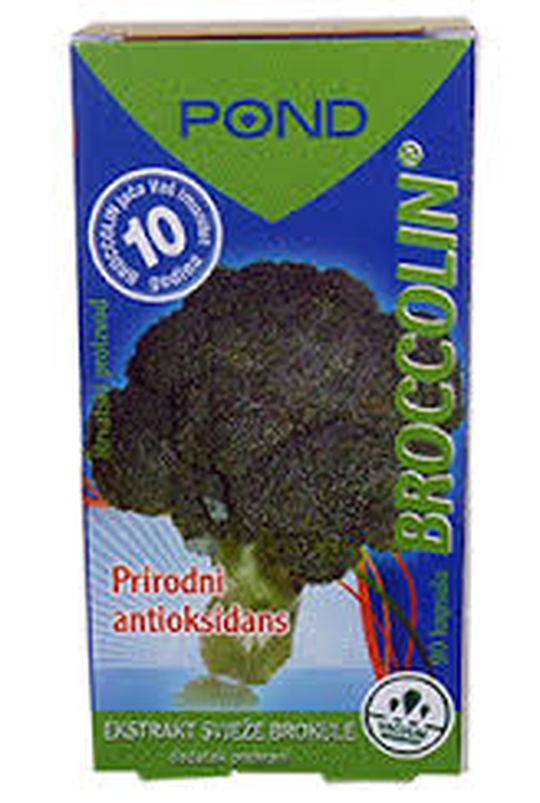 Broccolin 400 mg   90 kapsula