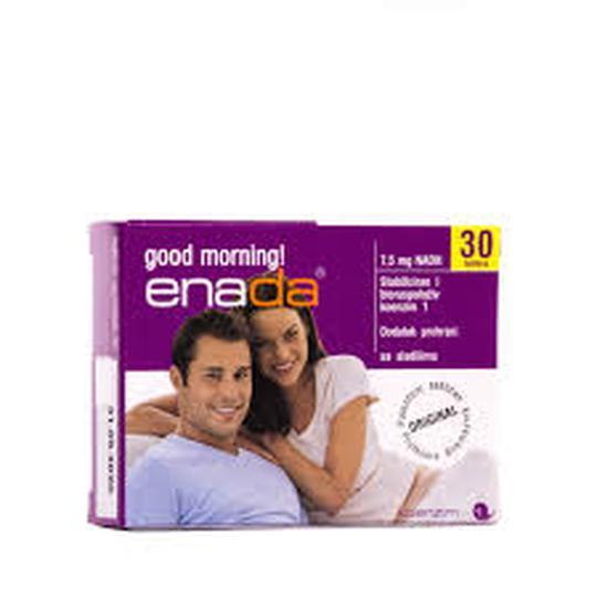Enada NADH 7,5 mg  30 tableta