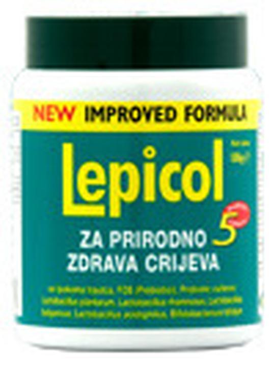 Lepicol prah 180 gr