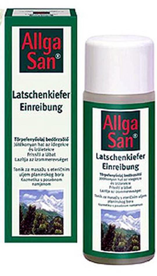 Allga San tonik za masažu 250 ml