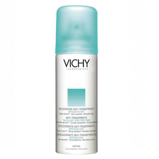 Vichy Dezodorans u spreju za regulaciju prekomjernog znojenja 48H, 125 ml