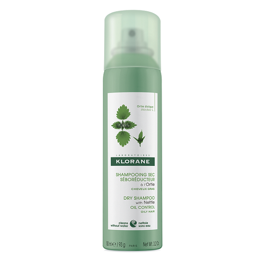 Klorane organska kopriva šampon za suho pranje 150ml