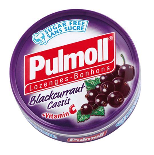 Bomboni Pulmoll Crni Ribizl
