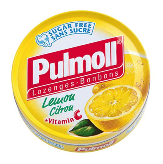 Bomboni Pulmoll limun